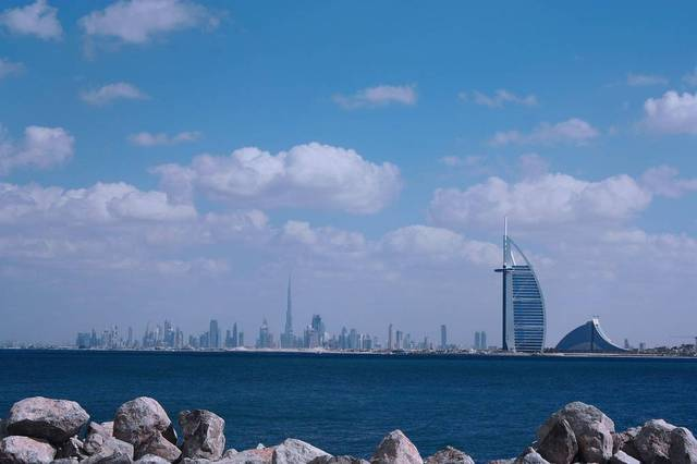 Dubai came ahead of Barcelona and Madrid