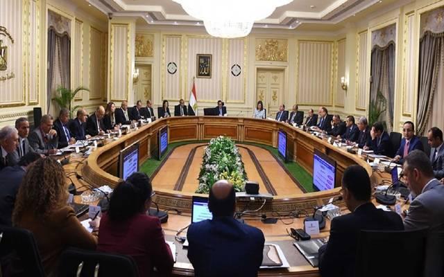 خلال اجتماع رئيس مجلس الوزراء المصري لمتابعة إجراءات تأمين الموانئ والمنافذ الحدودية ومكافحة تهريب البضائع