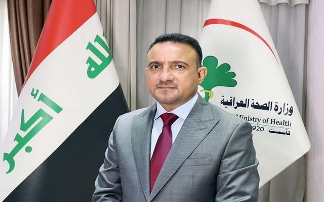 وزير الصحة العراقي، حسن التميمي