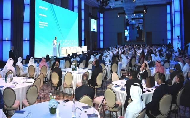 جانب من المؤتمر في البحرين