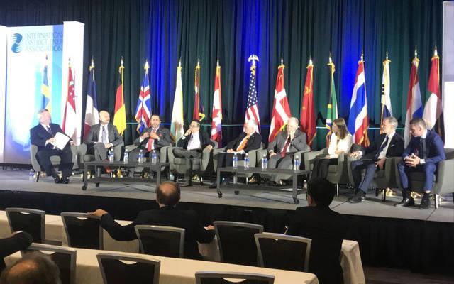 التصريحات على هامش مشاركة المؤسسة أمس في فعاليات اليوم الثاني لمؤتمر ومعرض الجمعية الدولية لتبريد المناطق 2018