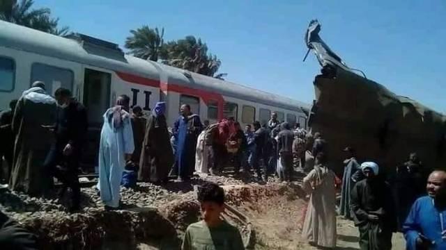حادث قطار