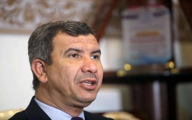 وزير النفط العراقي إحسان عبد الجبار
