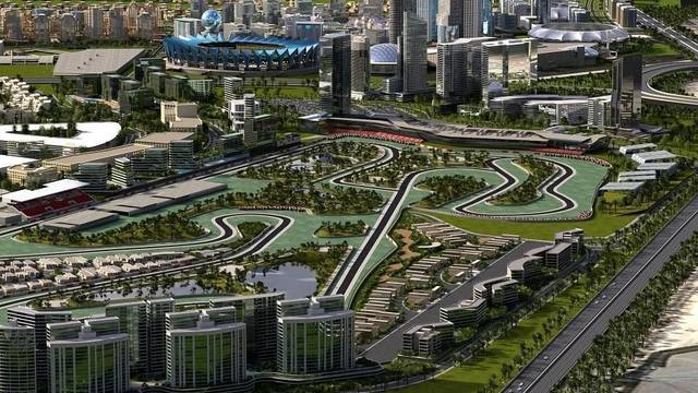MotorCity is situated on 38 million square feet