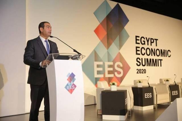 أيمن سليمان، الرئيس التنفيذى لصندوق مصر السيادى