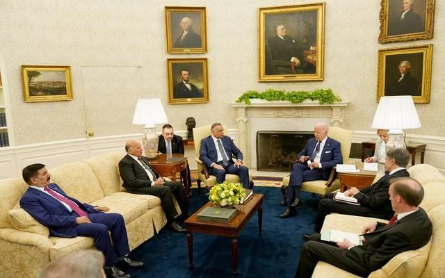 رئيس الوزراء العراقي: نتطلع لبناء علاقات وطيدة مع أمريكا تحترم السيادة