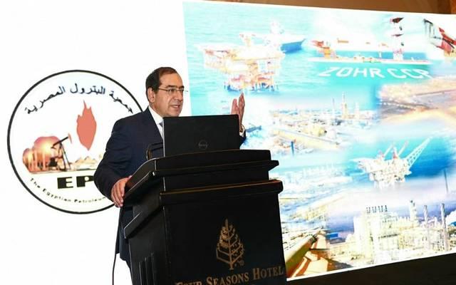 Minister of Petroleum and Mineral Resources Tarek El-Molla