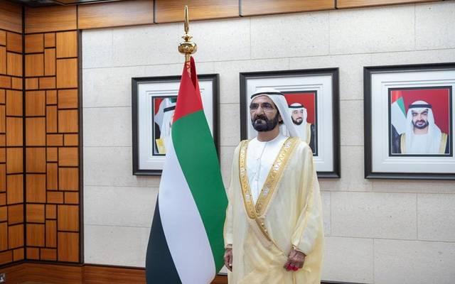 نائب رئيس الدولة رئيس مجلس الوزراء الإماراتي الشيخ محمد بن راشد آل مكتوم