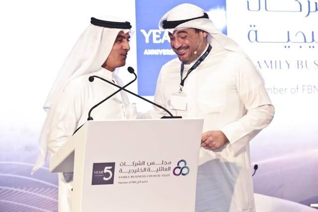 عمر قتيبة الغانم رئيساً جديداً لمجلس إدارة مجلس الشركات العائلية الخليجية