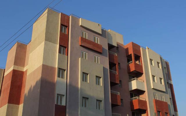 أحد المشاريع السكنية بالأردن