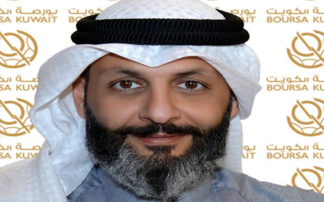 الرئيس التنفيذي لبورصة الكويت خالد عبد الرزاق الخالد