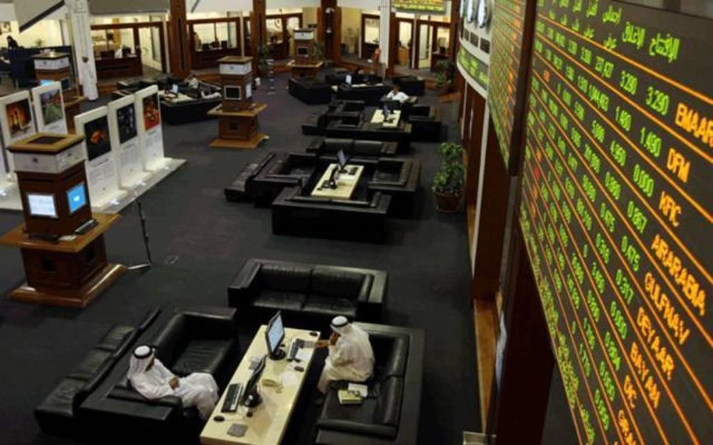 التوترات الجيوسياسية تهوى بسوق دبي لأدنى مستوى في شهر