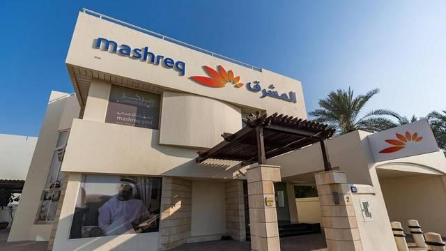 UAE's Mashreq Bank profits rise 5% in 9M