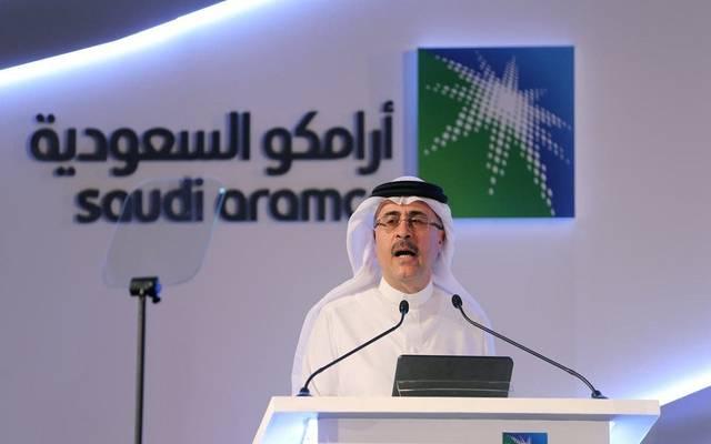 المهندس أمين بن حسن الناصر رئيس أرامكو السعودية وكبير إدارييها التنفيذيين