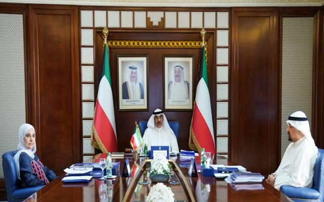 رئيس مجلس الوزراء الكويتي