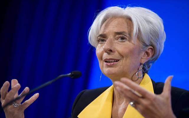 المركزي الأوروبي يثبت معدل الفائدة في أول اجتماع بقيادة لاجارد