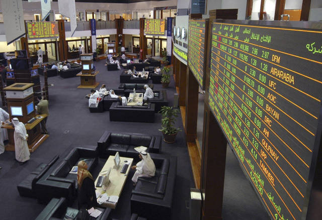 The DFM's trading volume reached 199.8 million shares