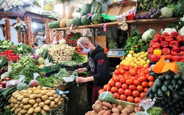 سوق للخضروات