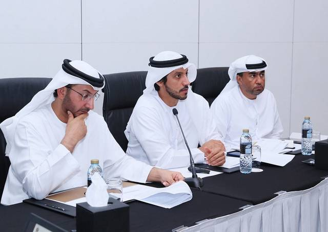 جانب من أعمال الاجتماع السابع للجنة المبادرة الوطنية لتنمية الصادرات