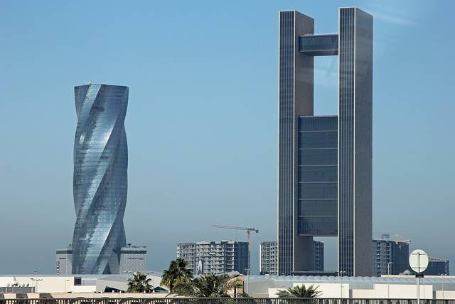 أحد معالم البحرين
