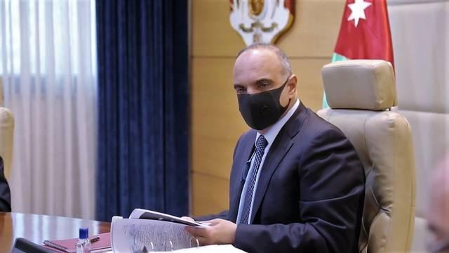 رئيس الوزراء بشر الخصاونة