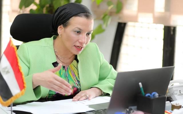 ياسمين فؤاد - وزيرة البيئة