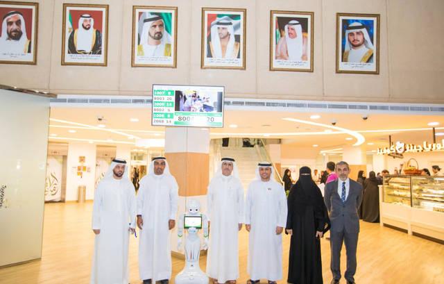 بالصورة سعيد محمد الطاير، العضو المنتدب الرئيس التنفيذي لهيئة كهرباء ومياه دبي: الصورة من بيان صحفي