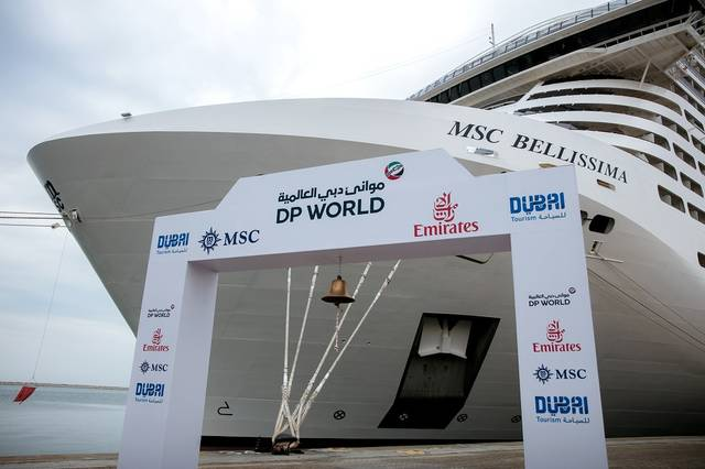 DP World, MSC Cruises ink long-term deal to promote tourism