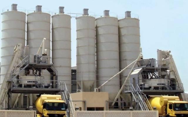 مصنع الشركة في الكويت