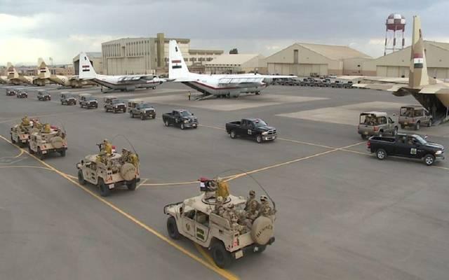 """بمشاركة القوات الخاصة.. الجيش المصري يُنفذ تدريبات ضمن مناورة """"قادر2020"""""""