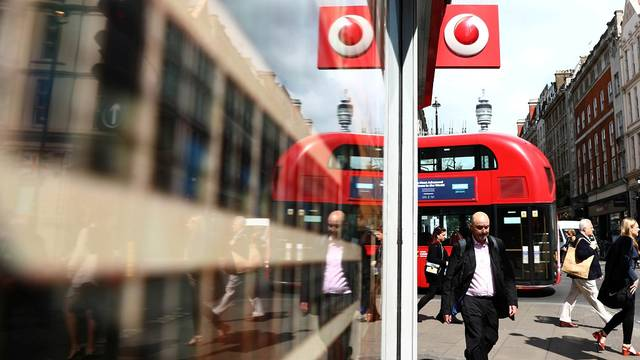 Vodafone to axe 1,200 jobs in Spain