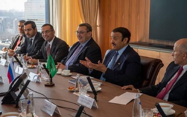 رئيس هيئة الفضاء السعودية يبحث التعاون مع وزارة الصناعة الروسية
