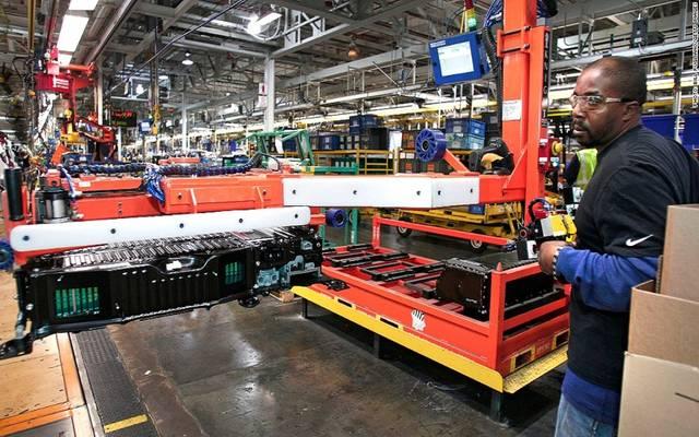 تراجع الإنتاج الصناعي في منطقة اليورو خلال أكتوبر