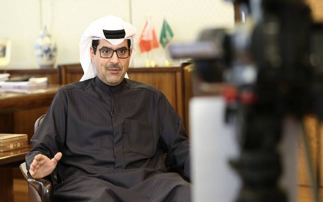 CEO of KFH - Mazin Saad Al Nahedh