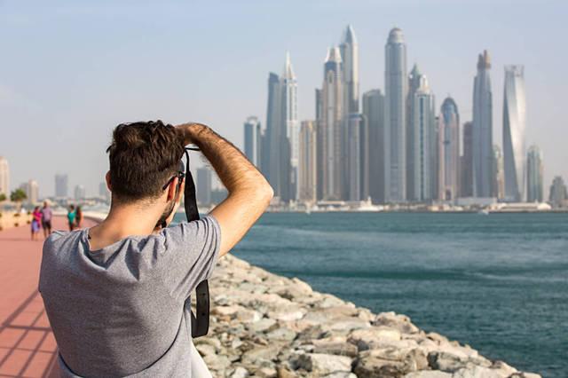 برج خليفة أشهر المناطق بإمارة دبي