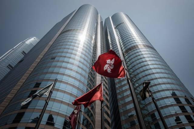 Hong Kong economy shrinks in Q2 on political turmoil
