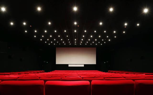 إحدى دور العرض السينمائي