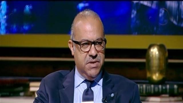 head of ITDA, Ibrahim Ashmawy