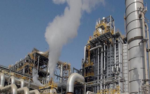 مصنع تابع للشركة المتقدمة للبتروكيماويات