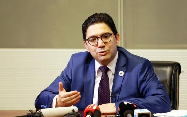 وزير الشؤون الخارجية والتعاون الأفريقي والمغاربة المقيمين في الخارج ناصر بوريطة
