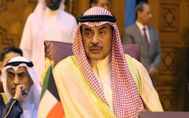الشيخ صباح خالد الحمـد الصباح رئيـس مجلس الوزراء الكويتي