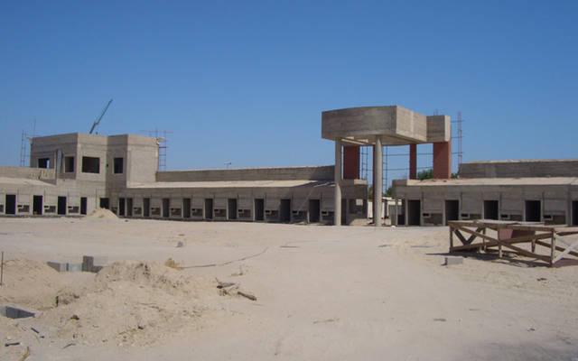 منتجع مراكز، أحد مشاريع الشركة في الكويت
