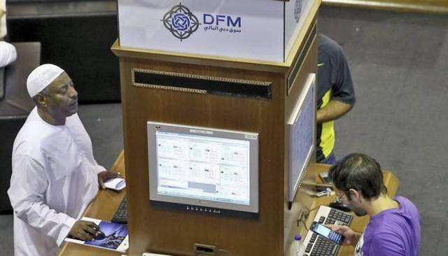 DFM down on Wednesday; market cap loses AED 1.34bn