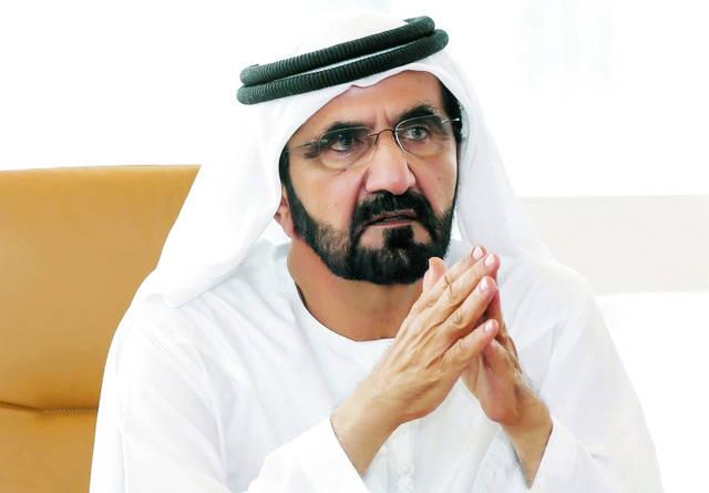 محمد بن راشد: الإمارات حاضنة لتوقيع وثيقة الأخوة الإنسانية