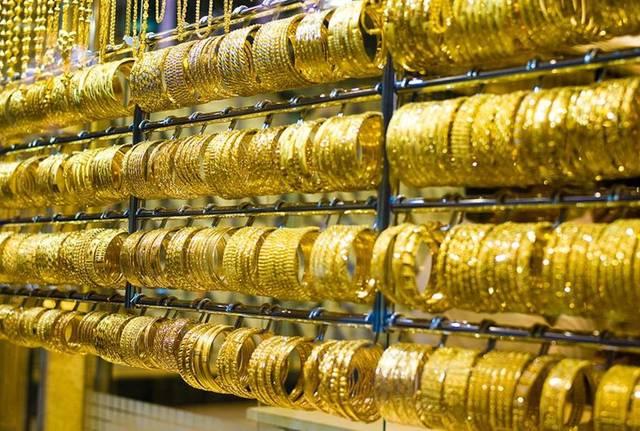 ارتفعت أسعار الذهب لتسجل أعلى مستوى لها في أربعة أشهر