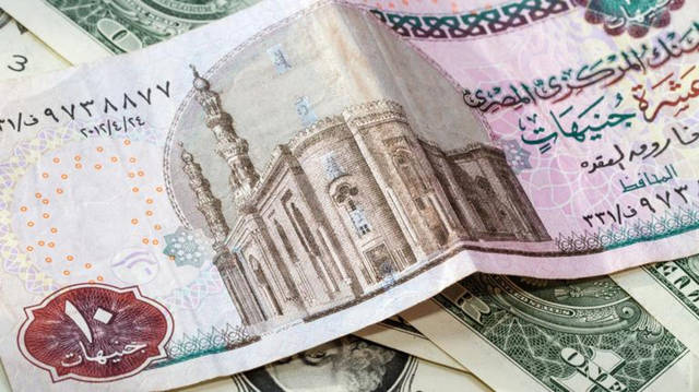 الجنيه يرتفع في مصرف أبو ظبي الإسلامي 12 قروش