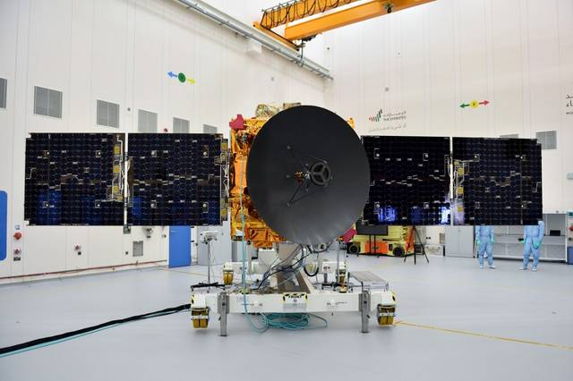 The launch of Hope probe was delayed from 17 July