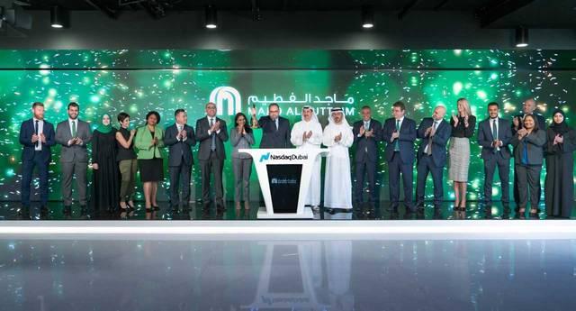 """""""ماجد الفطيم"""" تدرج أول صكوك خضراء عالمية بـ""""ناسداك دبي"""""""