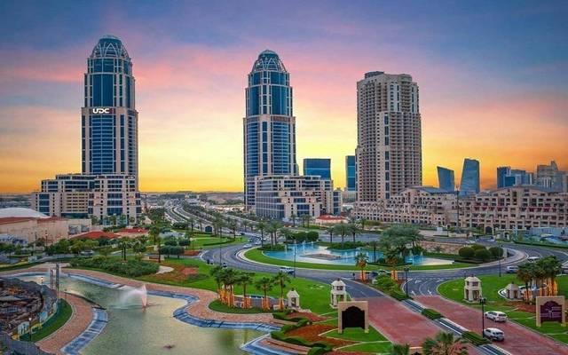 مشروع جزيرة لؤلؤة قطر التابع للشركة