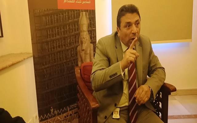 حسين منسي الرئيس التنفيذي بالشركة